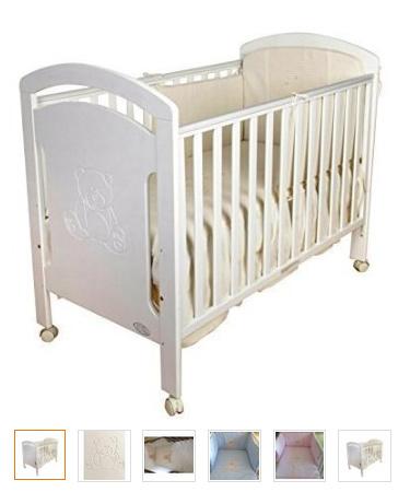 oferta cuna de beb colchn protector de cuna edredn disponible en amazon
