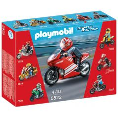 Playmobil Sports & Action - Moto Superbike (5522)