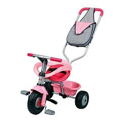 Be Fun - Triciclo Confort Rosa Smoby