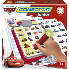 Cars - Conector Junior, juego interactivo (Educa Borrás 16136)