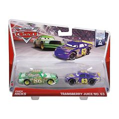 Cars - Pack 2 Coches Cars - Chick Hicks y Transberry Juice