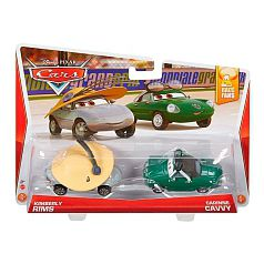 Cars - Pack 2 Coches Cars - Kimberly Rims y Carinne Cavvy