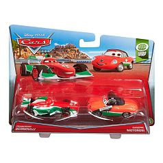 Cars  - Pack 2 Coches - Francesco Bernoulli y Giuseppe Motorosi