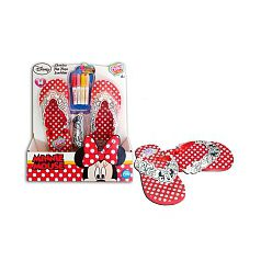 Color Me Mine - Chanclas Minnie - Talla 34/35 (L)