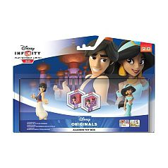 Disney Infinity 2.0 - Toy Box: Pack Aladdin
