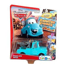 Disney - Vehículo Cars - Brand New Mater