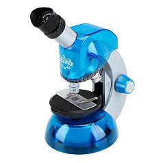 Edu Science - M640x Microscopio - Azul