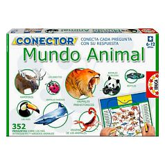 Educa Borrás - Conector Mundo Animal