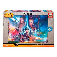 Educa Borrás - Puzzle 300 Piezas - Star Wars