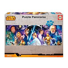 Educa Borrás - Puzzle Panorama 1000 Piezas - Star Wars