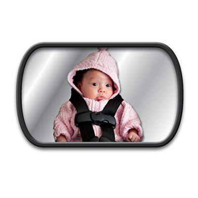 Espejo Retrovisor Para Sillitas De Beb En El Coche