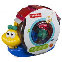 Fisher Price - Caracol bloque y música (Mattel 71922)