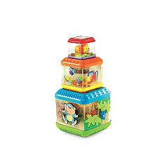 Fisher-Price - Game Cube Selva Animales