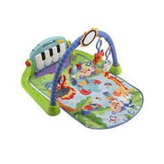 Fisher Price - Gimnasio y piano pataditas (BMH49)