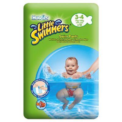 Huggies huggies little swimmers pa al de nataci n para beb talle 3 4 de 7 15 kg puerimundo - Panales para piscina ...
