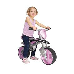 Injusa - Jumper Balance Bike Rosa