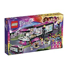LEGO Friends - Pop Star: Autobús - 41106