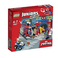 LEGO Junior - La Guarida de Spider-Man - 10687