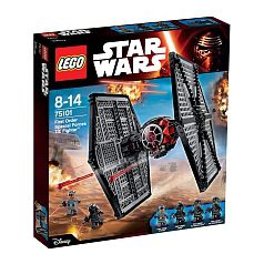 LEGO Star Wars - First Order Special Forces TIE Fighter - 75101