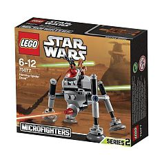 LEGO Star Wars - Homing Spider Droid - 75077