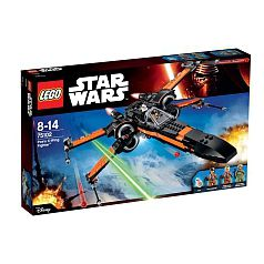 LEGO Star Wars - Poes X-Wing Fighter - 75102