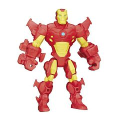 Marvel - Iron Man Figura Super Hero Mashers