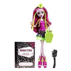 Monster High - Monstruitas de Intercambio - Marisol Coxi