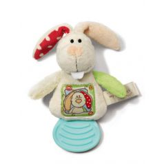 My First NICI Rabbit with Teether