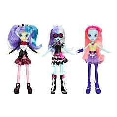 My Little Pony - Ponymania -  Pack 3 Equestria Girls