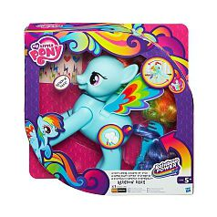 My Little Pony - Rainbow Dash Saltarina