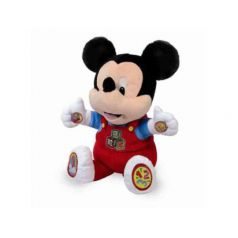 Peluche educativo Baby Mickey (6m+)