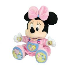 Peluche educativo Baby Minnie (6m+)
