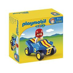Playmobil 1.2.3 - Quad - 6782