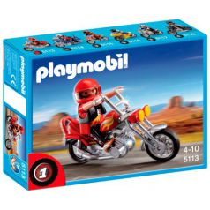Playmobil 626591 - Motos - Moto Chopper