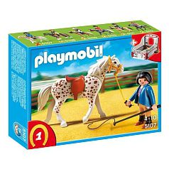 Playmobil - Caballo Knabstrupper - 5107