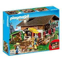 Playmobil - Casa de los Alpes - 5422