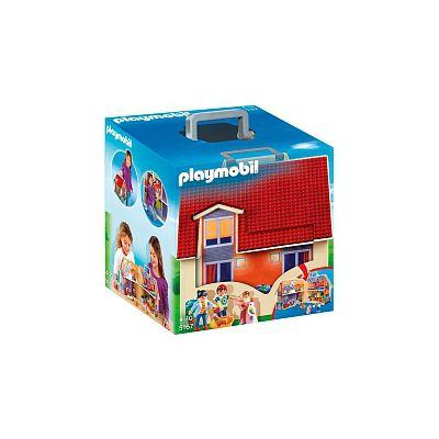 Playmobil casa de mu ecas malet n 5167 playmobil puerimundo - Playmobil casa de munecas carrefour ...