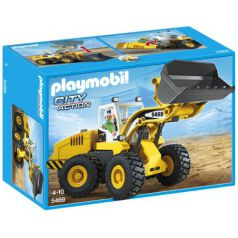Playmobil City Action - Cargadora frontal (5469)