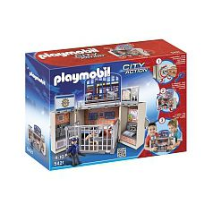 Playmobil City Action - Comisaría - 5421