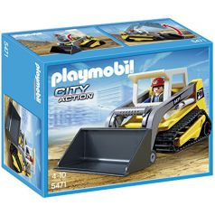 Playmobil City Action - Excavadora (5471)