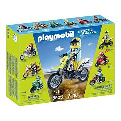 Playmobil - Cross Bike - 5525