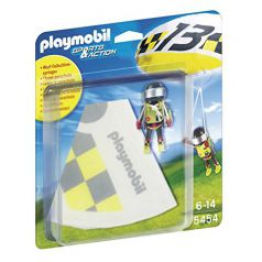 Playmobil Especiales Plus - Paracaidista Greg (5454)