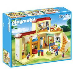 Playmobil - Life, guardería (5567)