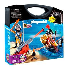 Playmobil - Maleta Piratas -  5894