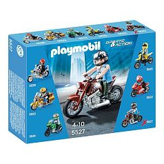 Playmobil - Muscle Bike - 5527