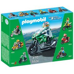 Playmobil Sports & Action - Moto deportiva (5524)