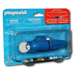 Playmobil Summer Fun - Motor submarino (5159)