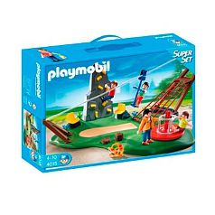 Playmobil - Superset Parque Infantil - 4015