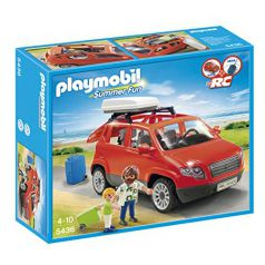 Playmobil Vacaciones - Coche familiar