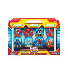 Playskool Heroes -Marvel Iron Man Adventures - IM Hall of  Armor Iron Man